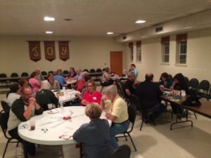 Check out our photos from Game night! Click Image